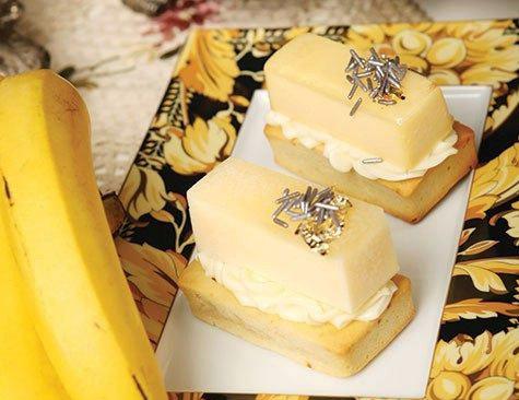 کرم کیک انبه، کیک مخصوص و حرفه ای