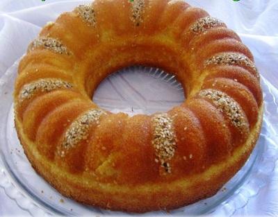 کیک ماست با دستوری آسان و لذیذ