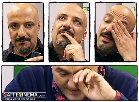 اشک های امیر جعفری در خندوانه: به بازیگری علاقه نداشتم... عکس