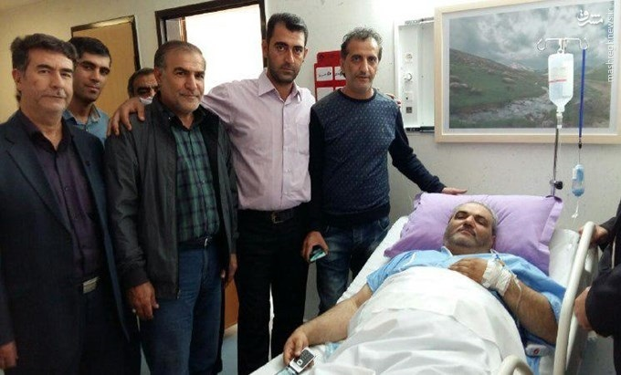 آخرین وضعیت جواد خیابانی بعد از عمل جراحی در تبریز