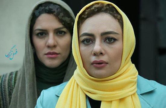 یکتا ناصر و شایسته ایرانی بازیگران سینما تصاویر