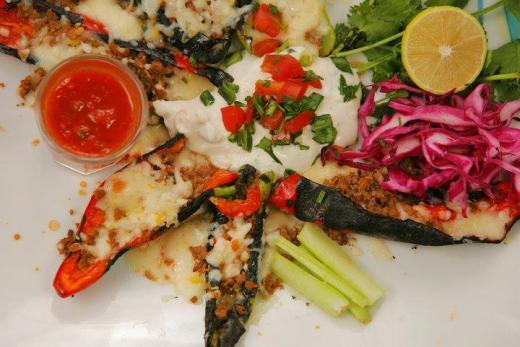 کشف طعم های جدید در ایران/ تصاویری از رستوران های مختلف