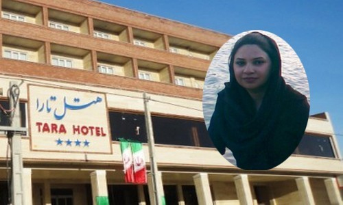حواشی مرگ دختر مهابادی که از طبقه چهارم هتل سقوط کرد