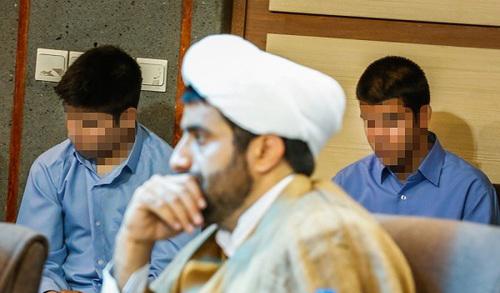 عکسهای عجیب قاتل ستایش در صفحه اجتماعی اش