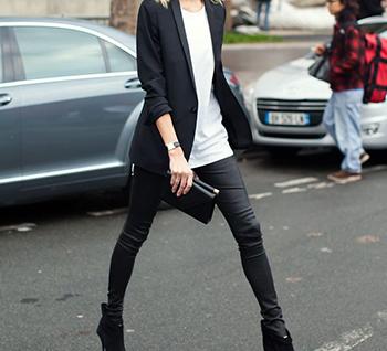 قوانین پوشیدن لگ و ساپورت را برای داشتن استایلی منحصر به فرد حتما رعایت کنید