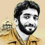 سرلشکر جعفری و سلیمانی در مراسم گرامیداشت شهید حججی