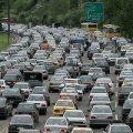 ترافیک در تهران، ۷۰ سال پیش