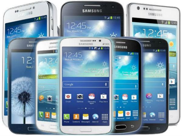 جدیدترین گوشی های زیبای سامسونگ در بازار+عکس