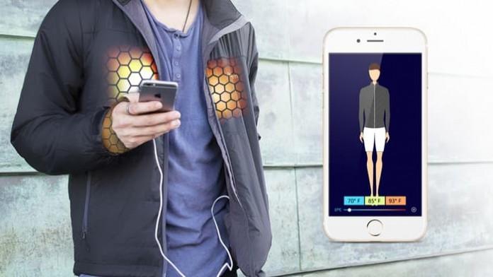 کت هوشمندی که دمای بدن را در هر شرایطی متعادل نگه میدارد!!+تصاویر
