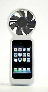 پنکهای که گوشی های آی فون را شارژ میکند!!+تصاویر