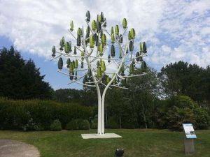 درختی که برق تولید میکند !!+تصاویر