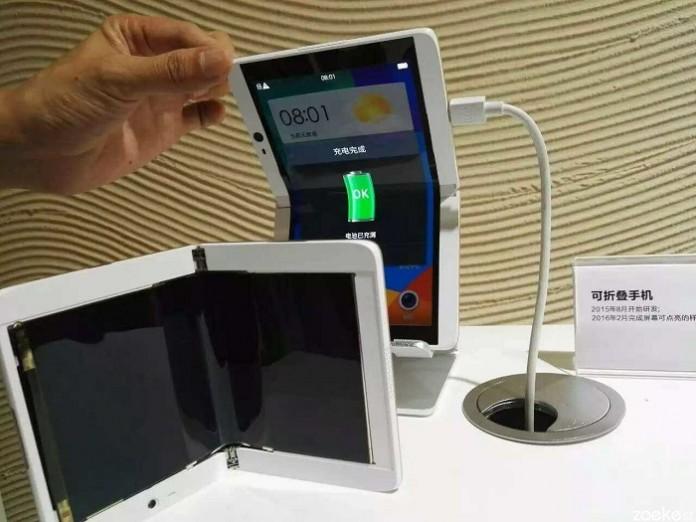 شرکت Oppo هم گوشی انعطاف پذیر خود را به بازار می فرستد+عکس