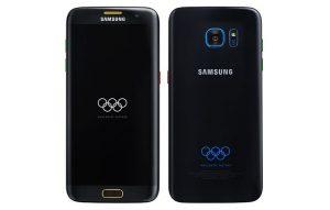 گوشی جدید سامسونگ, گلکسی S7 Edge که مخصوص المپیک۲۰۱۶ است به بازار می آید +تصاویر