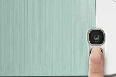 گوشی که میتوانید با استفاده از ضربان قلب پیام ارسال کنید یا رد تماس بدهید+عکس