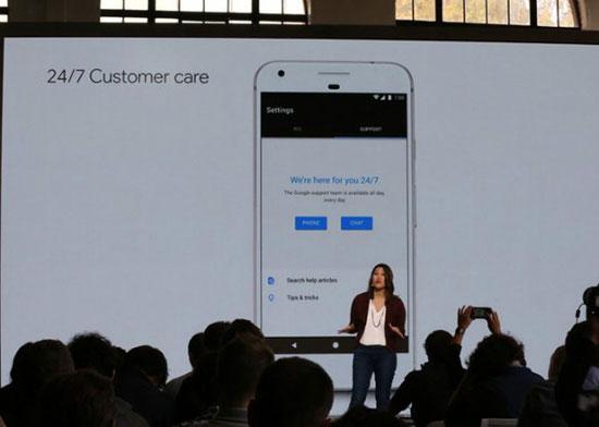 گوگل  گوشی های موبایل  پیکسل خود را به بازار میفرستد+تصاویر