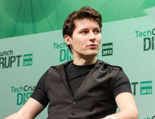 طراح میلیونر نرم افزار تلگرام +تصاویر