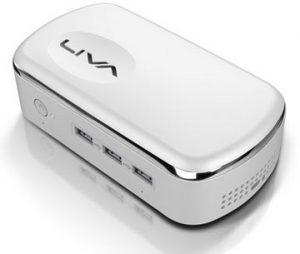 LIVA X2 – ECS کامپیوتری کوچک رومیزی با قیمت مناسب +تصاویر