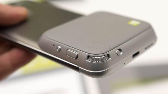 ویژگی های منحصر به فرد گوشی هوشمند LG G5 +تصاویر