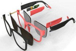 عینک هوشمندی که با دستور کاربرانش تغییر رنگ می دهد+عکس