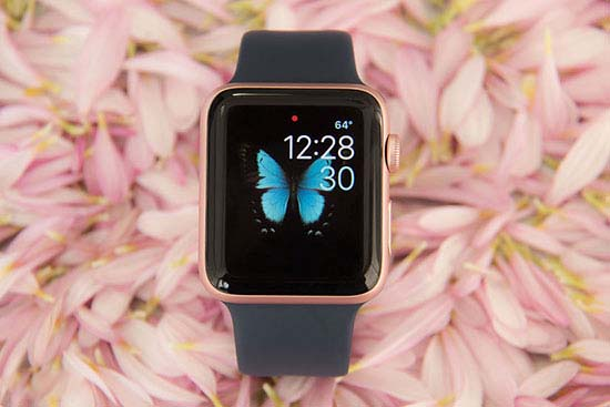 اپل واچ ۲ ;ساعت هوشمندی که هر کسی را شیفته خود میکند+تصاویر