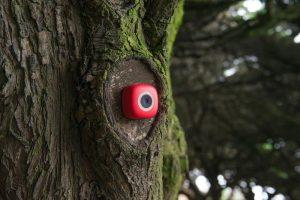 پودو دوربین هوشمندکوچکی که به هر سطحی میچسبد+تصاویر