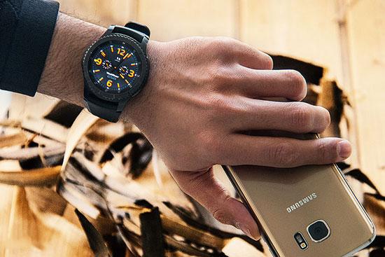 مفهوم واقعی هوشمند بودن را در ساعت هوشمندGear S3 ببینید تصاویر