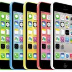 گوشی آی فن 5c محصول شرکت اپل رونمایی شد+ تصاویر