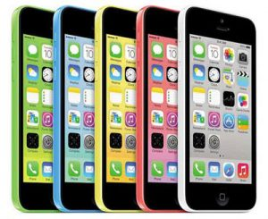 گوشی آی فن ۵c محصول شرکت اپل رونمایی شد+ تصاویر