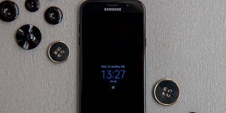 گوشی های گلکسی سری A 2017 سامسونگ