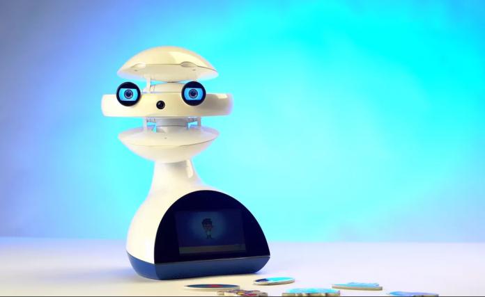 ربات Emys برای آموزش زبان به کودکان عرضه می شود + تصاویر