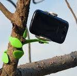 سه پایه گوشی گکوپاد| سه پایه گوشی و دوربین با انعطاف پذیری بالا + تصاویر