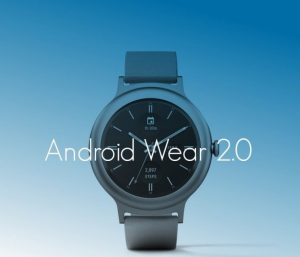 ساعت های هوشمند Android wear 2.0 رونمایی شد