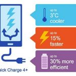 کوییک شارژ ۴ پلاس نسخهی جدید از استاندارد شارژ کوالکام