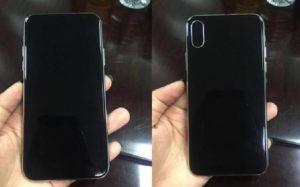 گوشی آیفون ۸ و لو رفتن تصاویر واقعی از این گوشی هوشمند