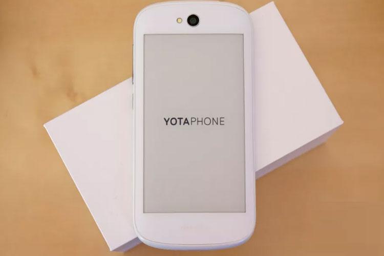 گوشی هوشمند یوتافون ۳ فروش آن از اواخر سال ۲۰۱۷