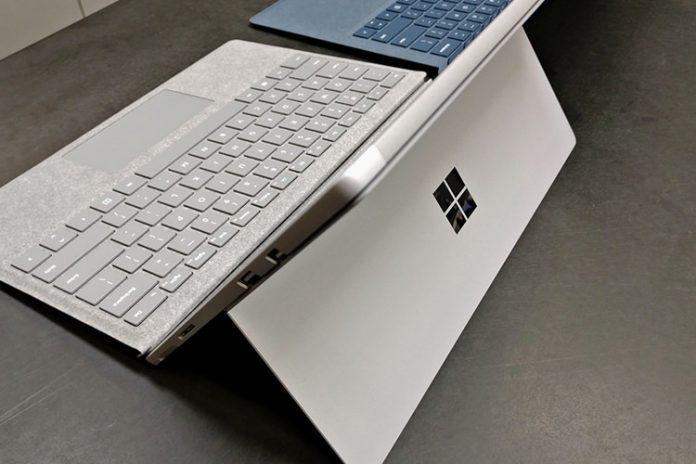 تبلت سرفیس ماکروسافت با قابلیت تبدیل شدن به لپ تاپ