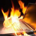 علل اصلی داغ شدن لپ تاپ چیست و چگونه باید پیشگیری کرد؟