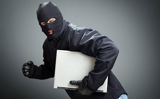 لپتاپهای سرقت شده