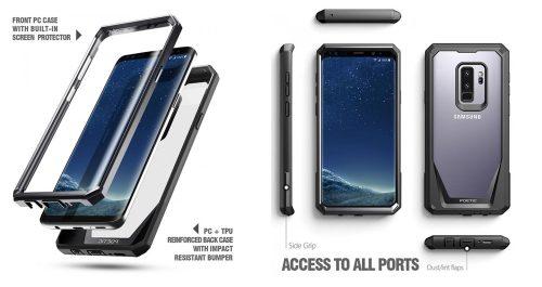 قاب گلکسی S9 پلاس