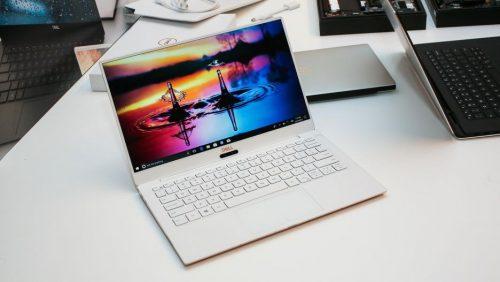 نسخه جدید لپ تاپ دل