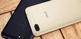 گوشی ذنفون ۵ ایسوس از طراحی مشابه آیفون X بهره می برد