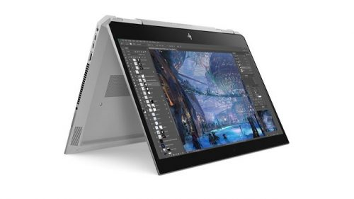 لپتاپ ZBook Studio x360