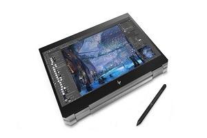 HP لپتاپ حرفه ای ZBook Studio x360 را معرفی کرد