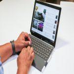 بررسی لپ تاپ اچ پی کروم بوک x2 یک تبلت و لپ تاپ همزمان