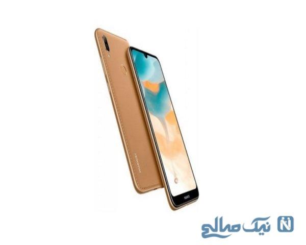 معرفی هواوی Y6 2019 مجهز به نمایشگر ۶٫۰۹ اینچی