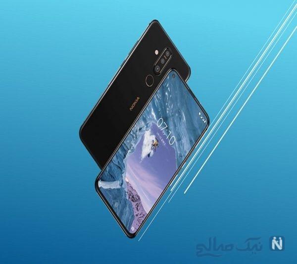 معرفی نوکیا X71 با فناوری هولپانچ و دوربین ۴۸ مگاپیکسلی