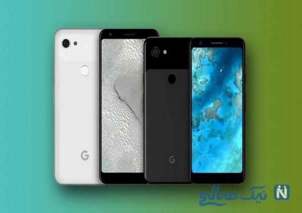 رویت اسمارتفون گوگل پیکسل ۳ a در گیک بنچ