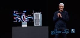 معرفی مک پرو جدید اپل در کنفرانس WWDC 2019