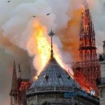 دیدنی های جذاب روز – سه شنبه ۲۷ فروردین! از جشنواره آب بازی تا سوختن کلیسای نوتردام پاریس