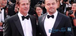 بازیگران فیلم روزی روزگاری در هالیوود در فرش قرمز جشنواره کن ۲۰۱۹
